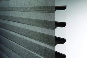 Visage blinds from Louvolite