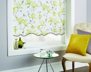 Louvolite 2017 collection for roller blinds