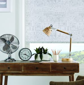 Office blinds from Louvolite