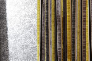 iLiv Imperio curtain fabric collection: Steel