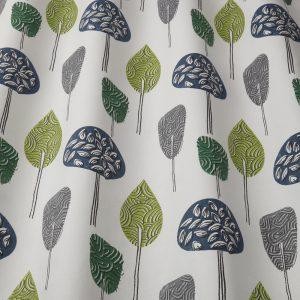 iLiv Scandi trees curtain fabric