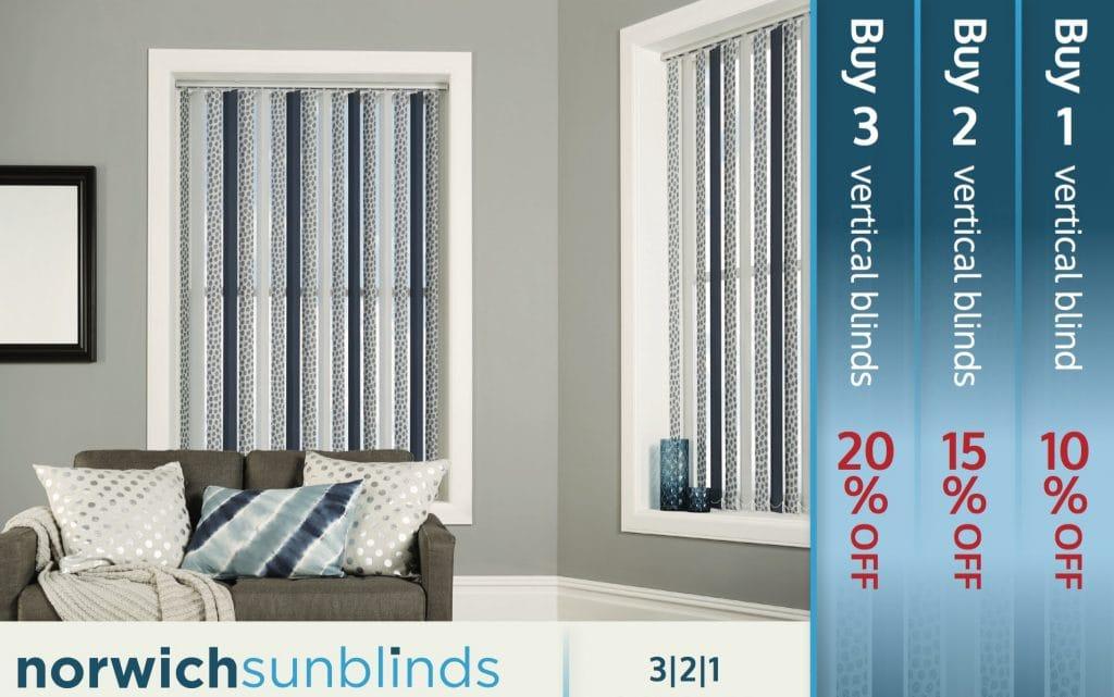 321 vertical blind offer