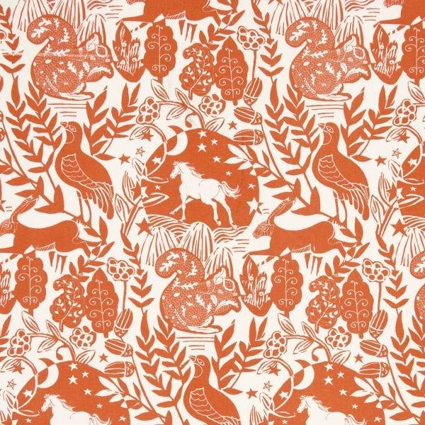 Blighty fabric by Clarke and Clarke