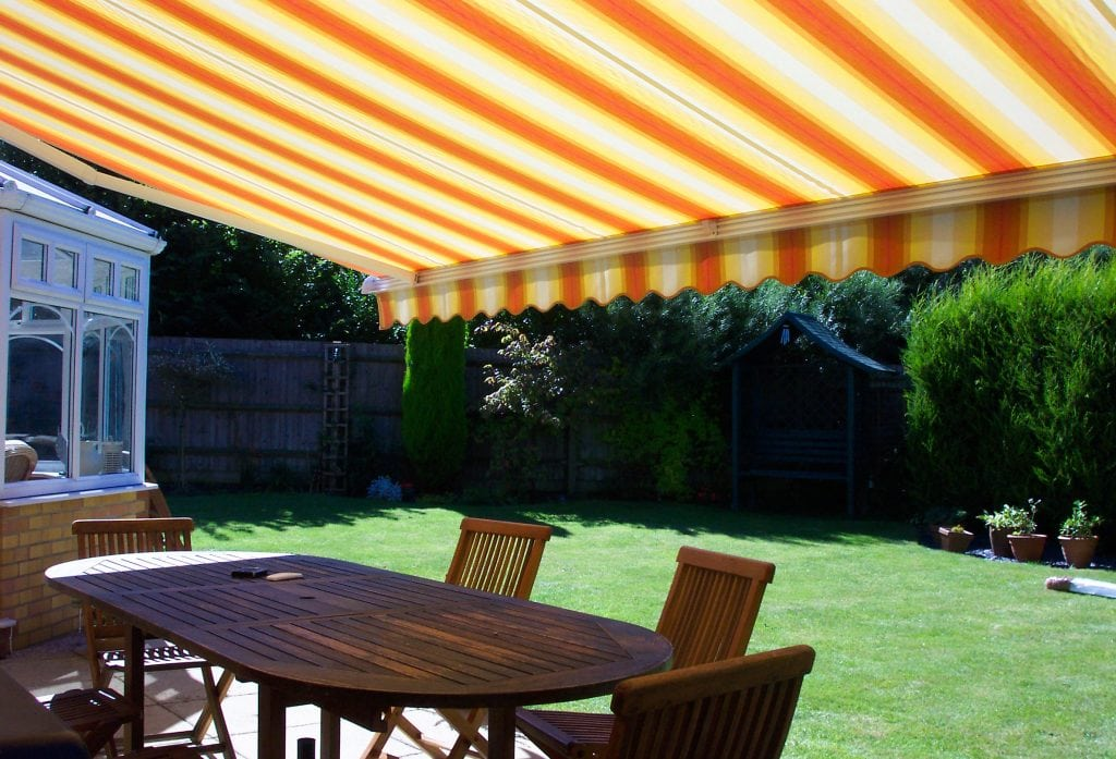 Awnings from Norwich Sunblinds - Blinds Norfolk - Norwich Sunblinds