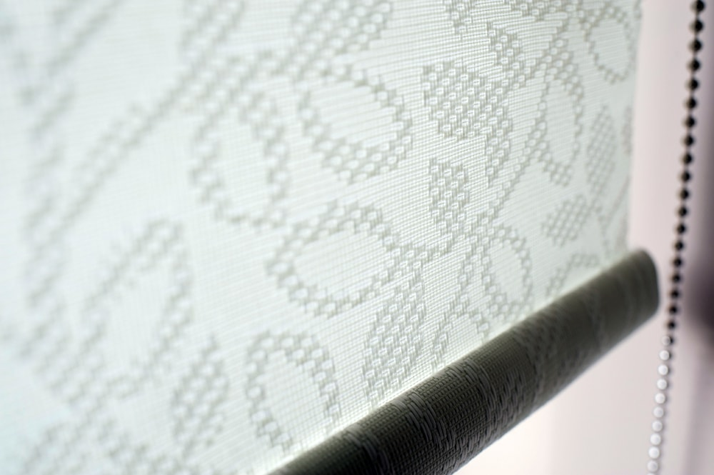 Banbury textured roller blind fabric