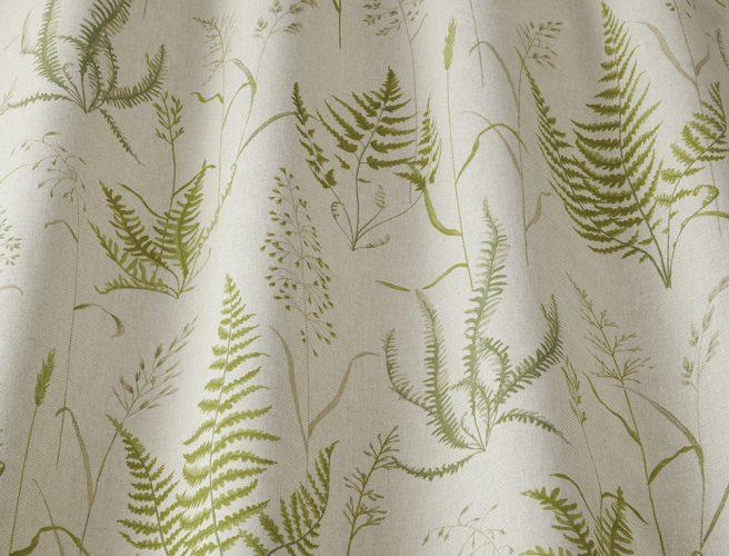 iLiv Botanica Willow curtain fabric for handmade curtains Norfolk