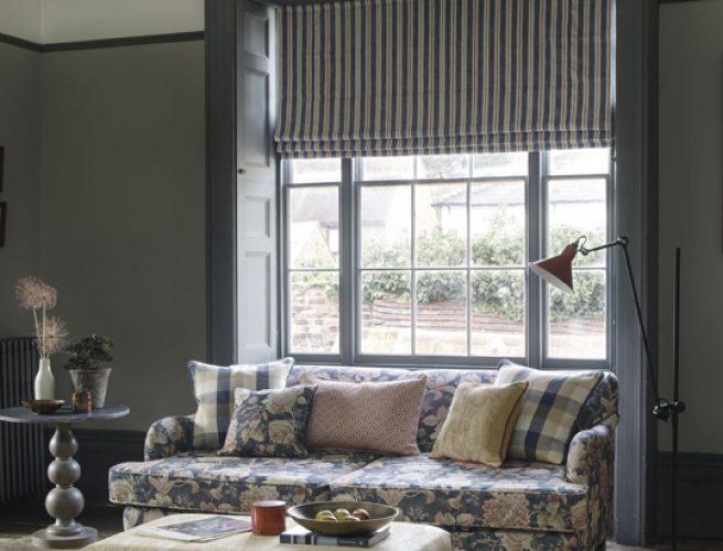 Roman blinds norwich sunblinds for Garden room designs norwich