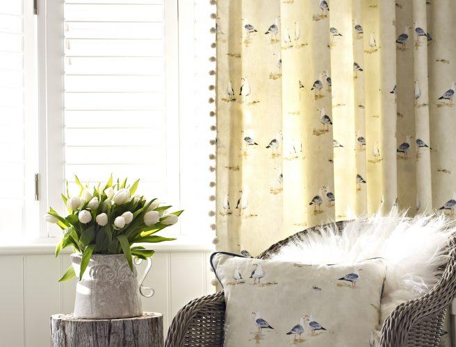 Coast Curtain fabric