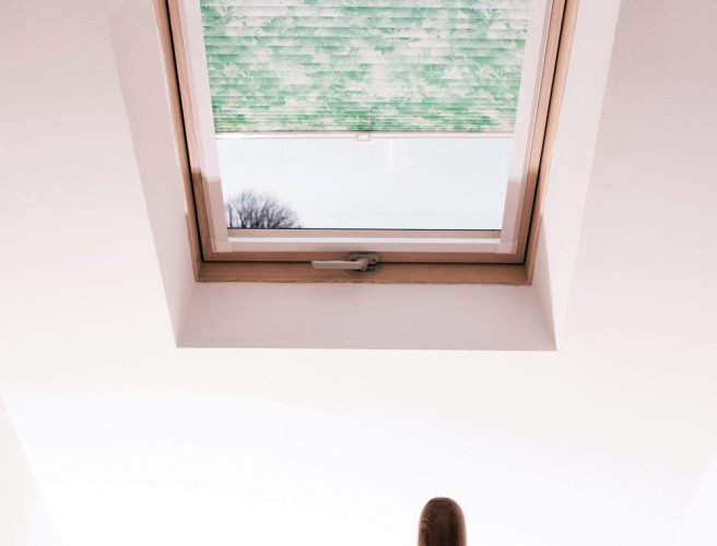 Perfect fit blinds for hard to reach spaces