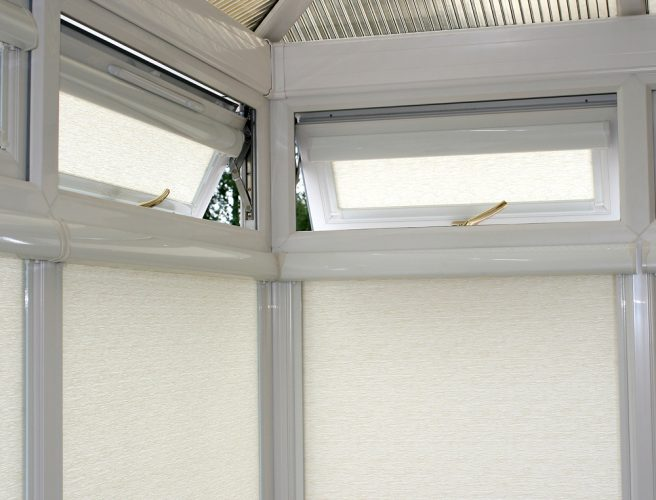 conservatory roller blinds for windows