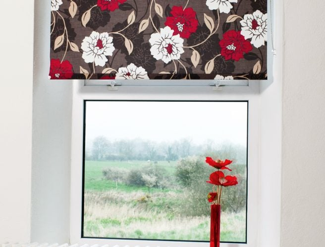 Grace Roller blind fabric