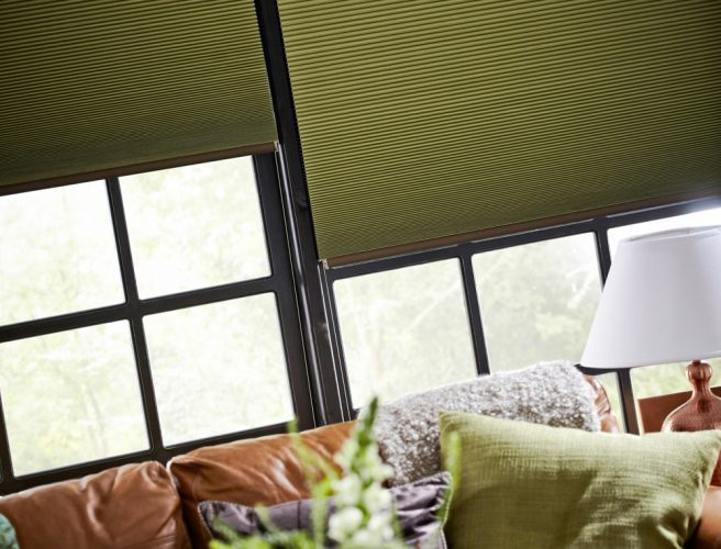 Eclipse blackout blinds for the lounge - Blinds Norfolk - Norwich Sunblinds