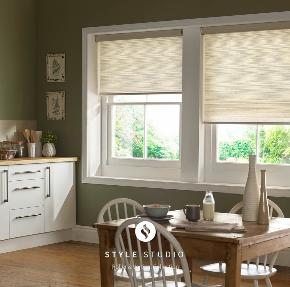 Roller Blind For Kitchen Made To Measure Blinds Norwich Sunblinds