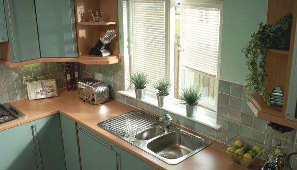 kitchen venetian blinds - Blinds Norfolk - Norwich Sunblinds