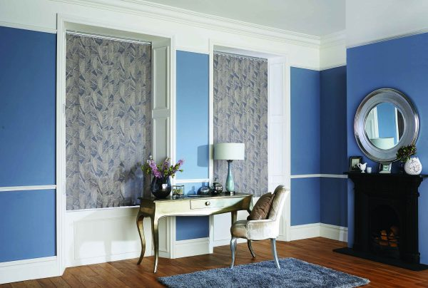 Vertical Botanica blinds from Norwich Sunblinds