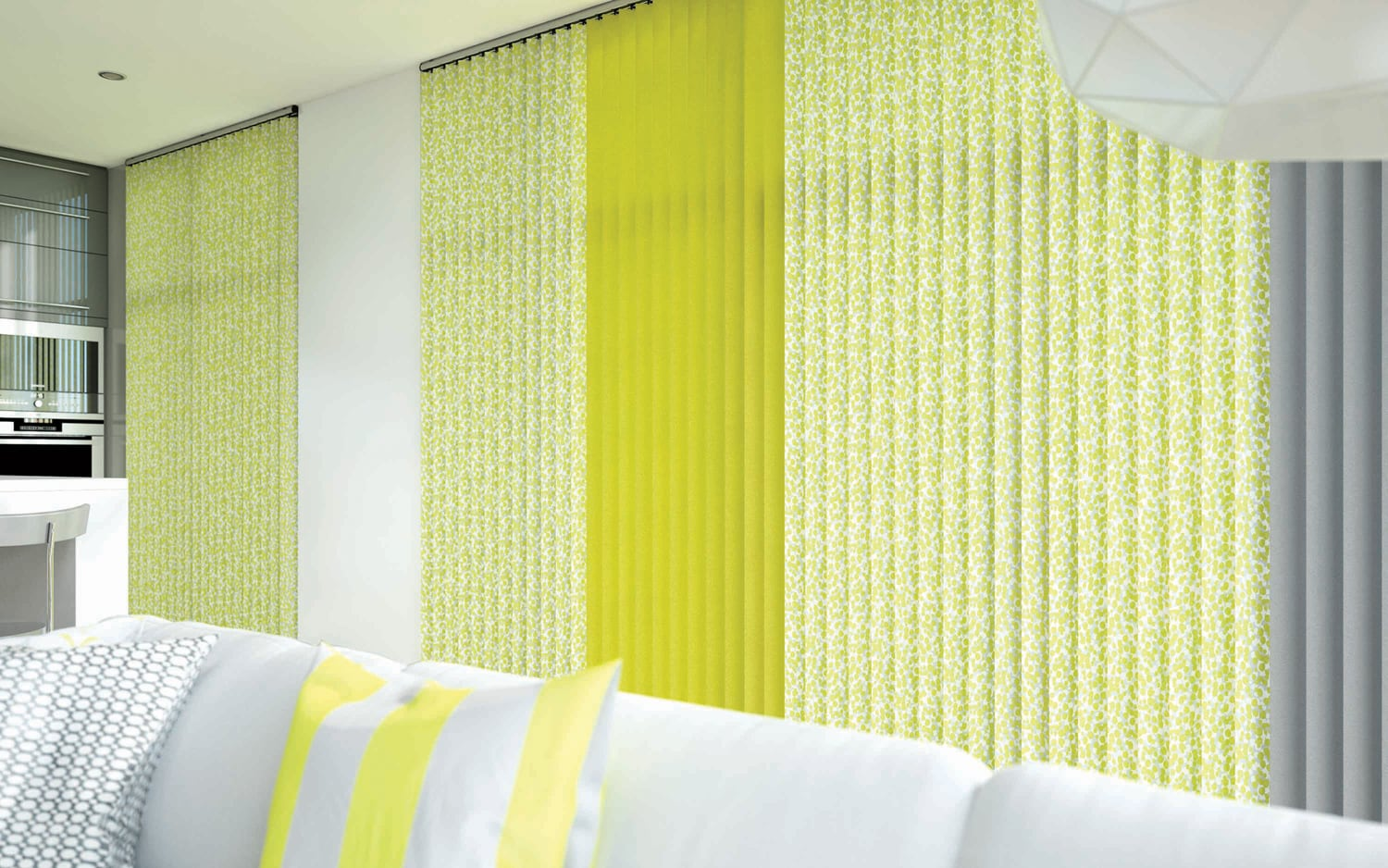 The most versatile of blinds offering the greatest control for both ...