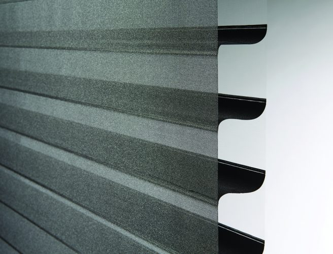 Visage blinds from Louvolite