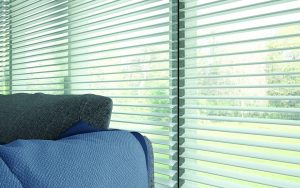 Visage blinds from the Louvolite 2017 collection
