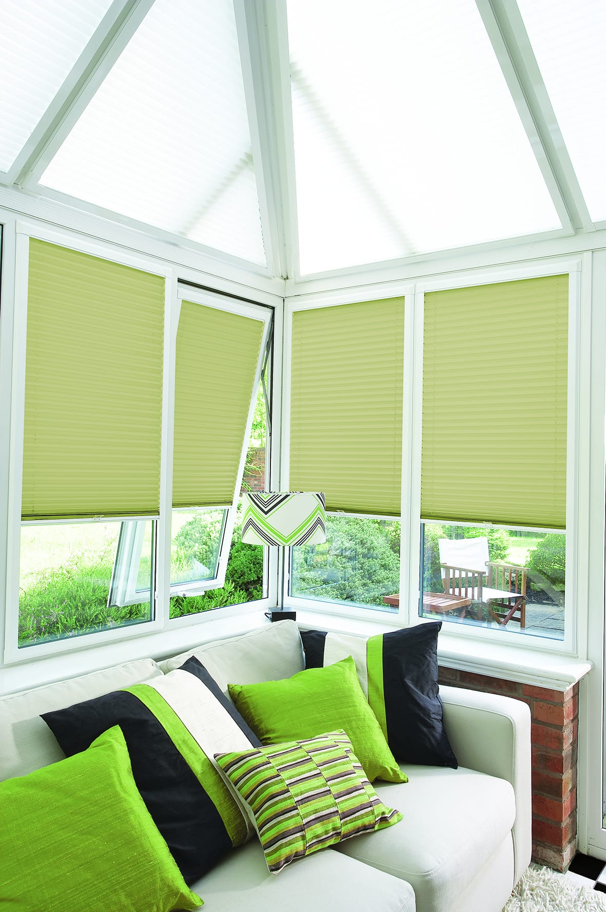 Conservatory Blinds Norwich Sunblinds
