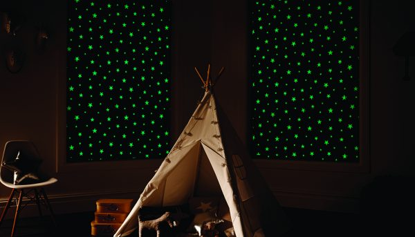 Glow in the dark fabric - Blinds Norfolk - Norwich Sunblinds