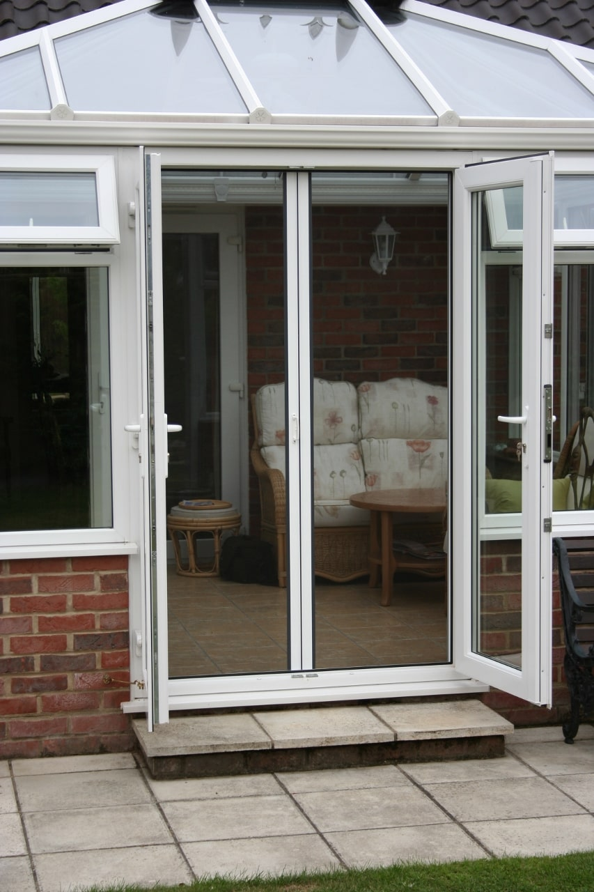 Prev. Double Door Conservatory Fly Screen