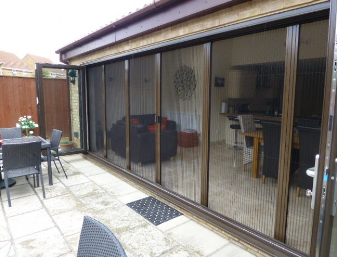 Flyscreens fitted- Blinds Norfolk - Norwich Sunblinds