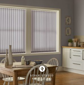 Vertical blinds from Norwich Sunblinds