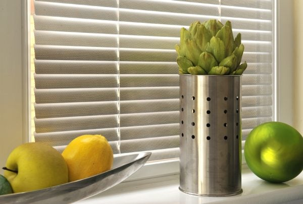 Metallic venetian blinds - Blinds Norfolk - Norwich Sunblinds