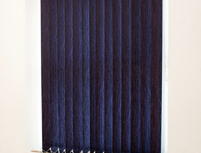 Rushac Vertical Blind Fabric for made to measure blinds