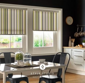 Style Studio Kitchen roller blinds