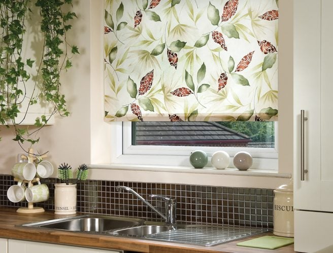Sumi fabric for roller blinds