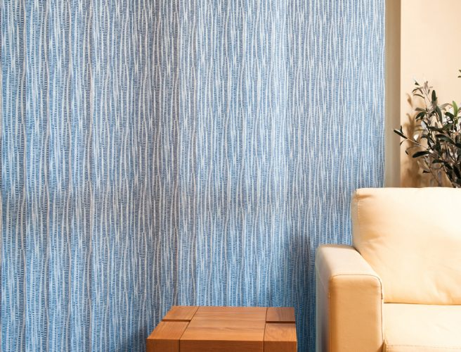 Vicoria made to measure vertical blinds
