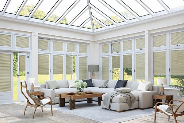 Conservatory Blinds - Blinds - Norwich Sunblinds