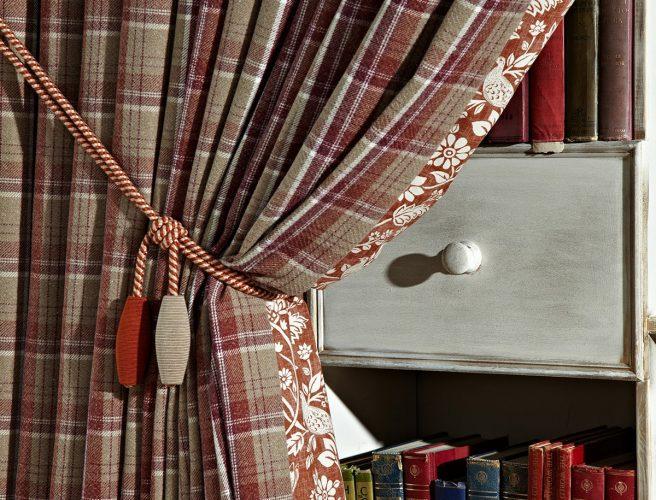 Curtain Tie-backs - Curtains - Norwich Sunblinds