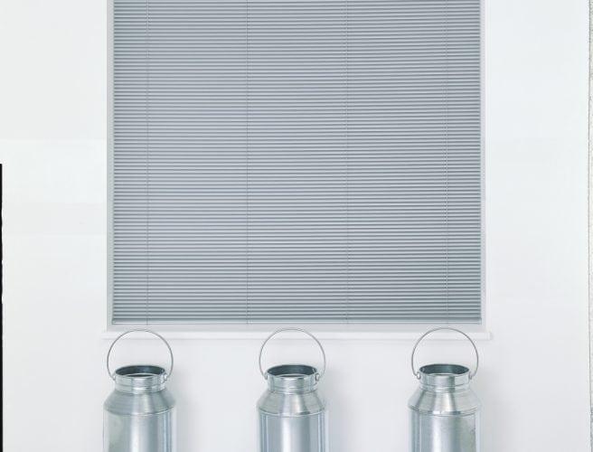 Grey venetian blinds - Blinds Norfolk - Norwich Sunblinds