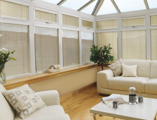 Eclipse conservatory blinds