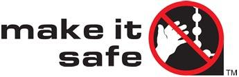 BBSA Make it Safe logo - Blinds Norfolk - Norwich Sunblinds
