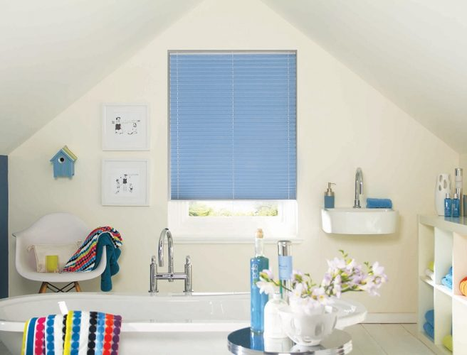 Pleated Blinds - Blinds - Norwich Sunblinds