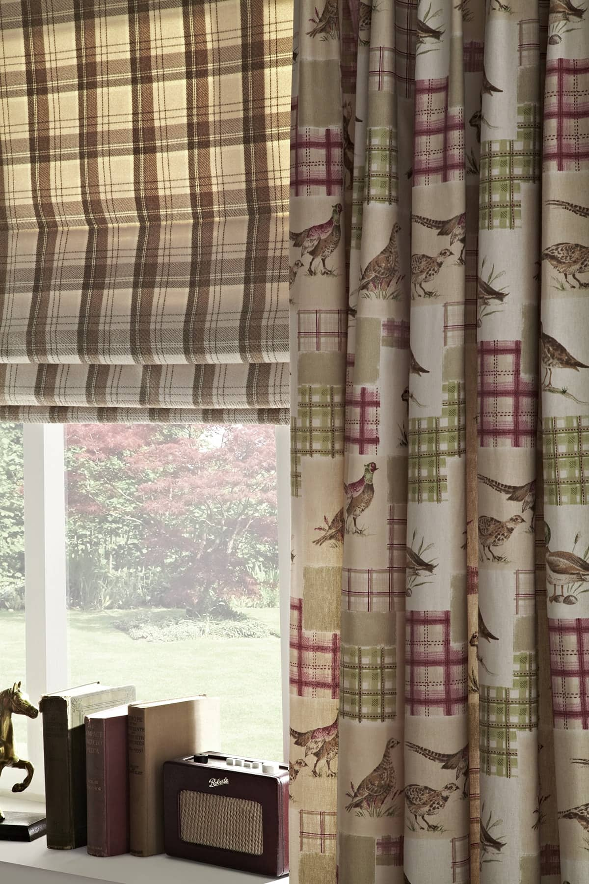 Roman Blinds Norwich Sunblinds