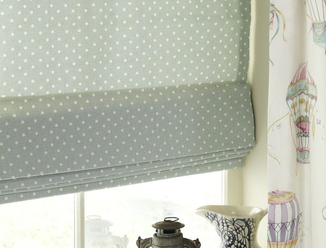 Roman Blinds - Blinds - Norwich Sunblinds