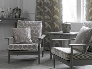 Voyage Couture fabric Range Enchanted Forest