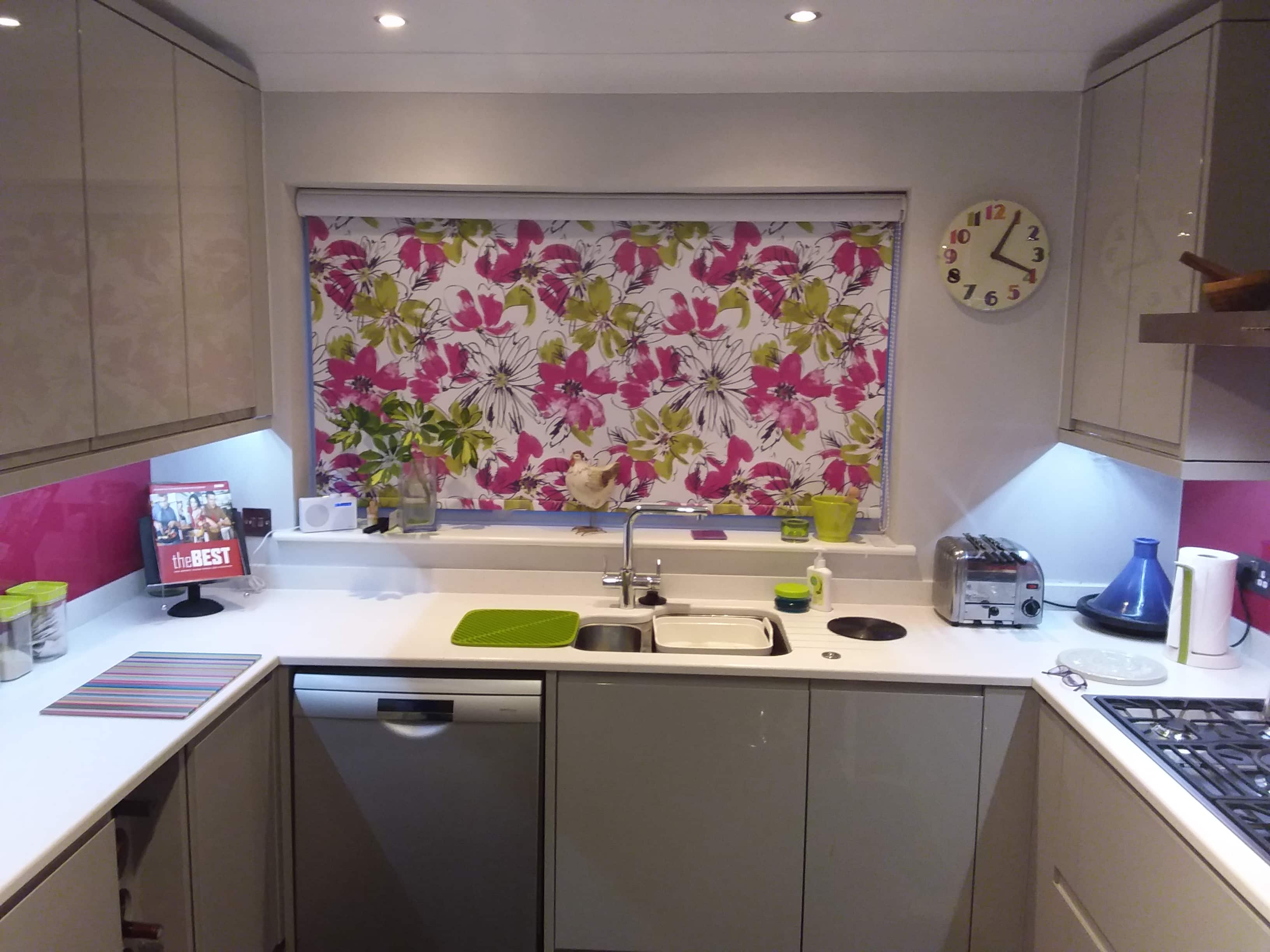 Roller Blinds For Kitchens Roller Blinds Norwich Sunblinds
