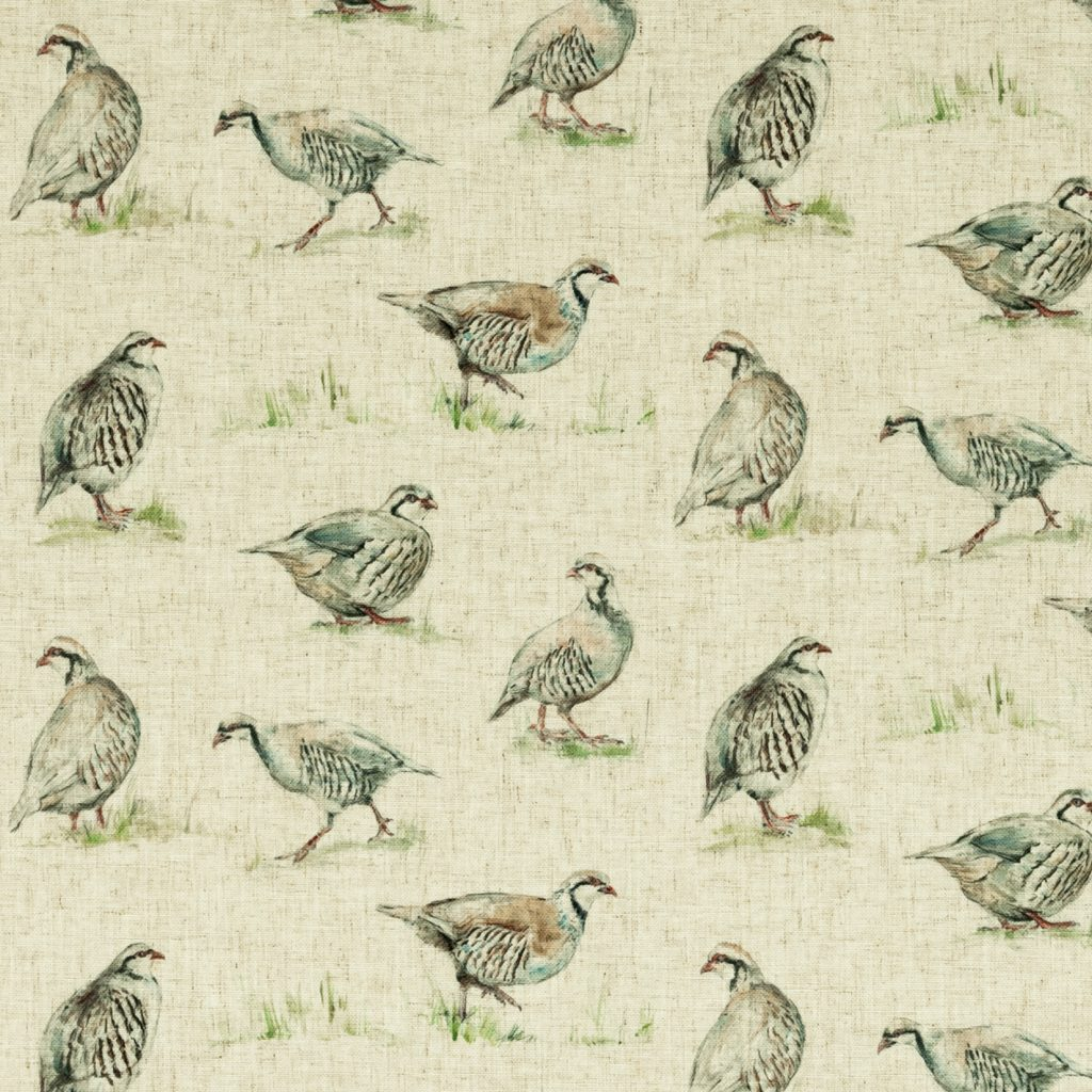 Countryside fabric samples