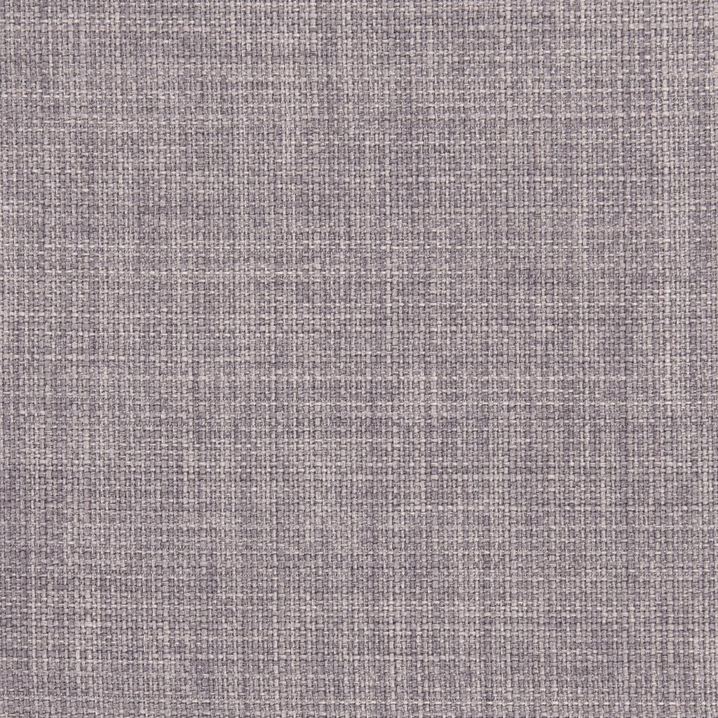 Lilac fabric sample from the Linoso range of fabrics from Clarke & Clarke