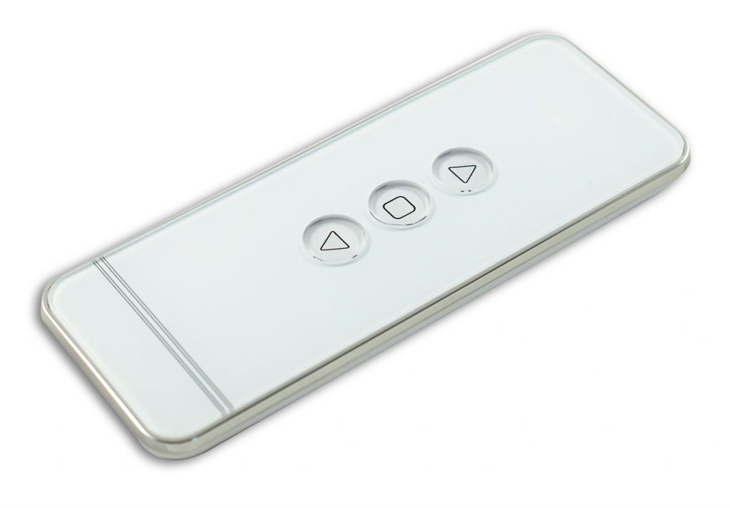 Roller blind remote control for electric blinds