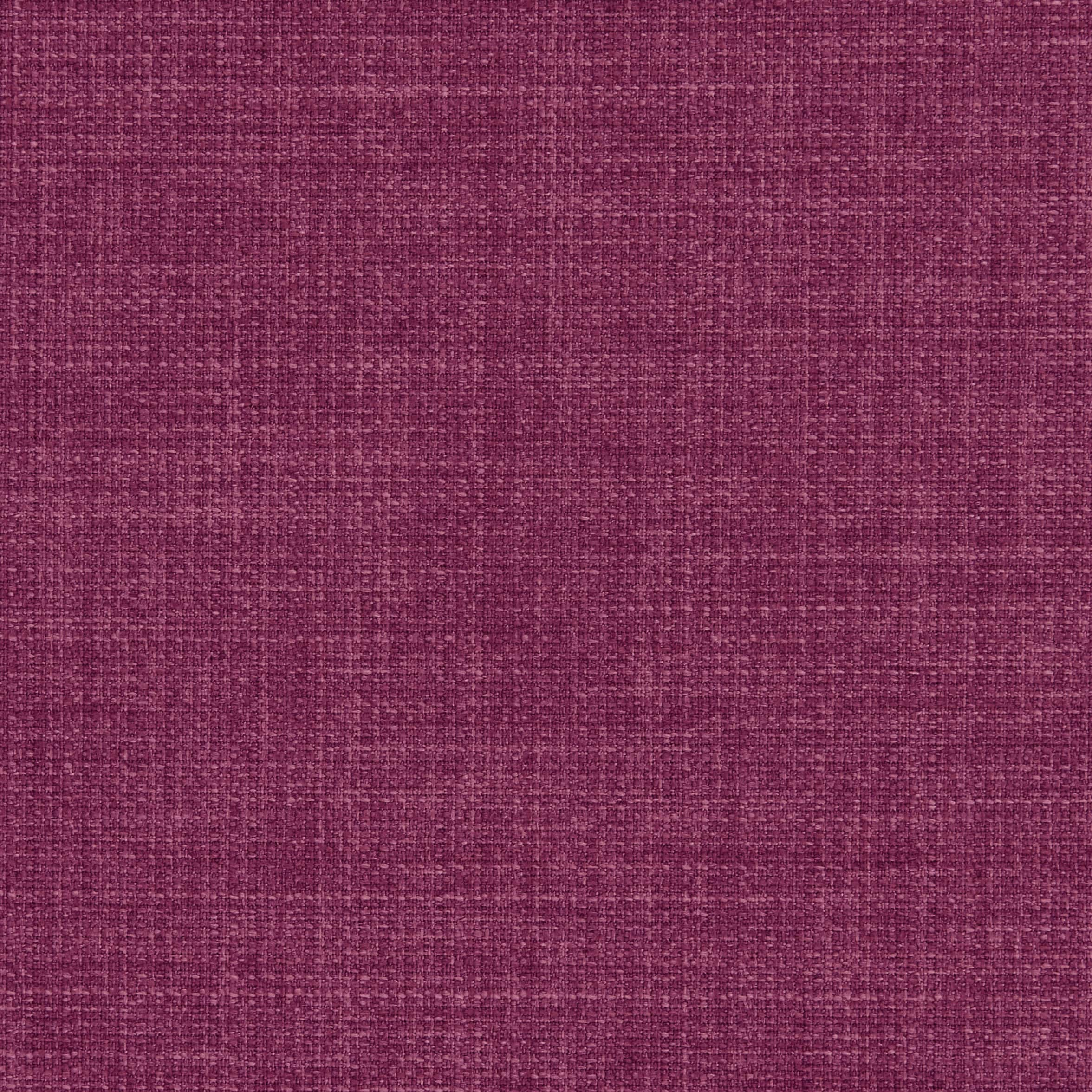 Berry coloured fabric sample