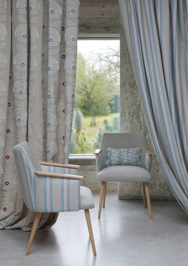 Living room curtains - Curtains Norfolk - Norwich Sunblinds
