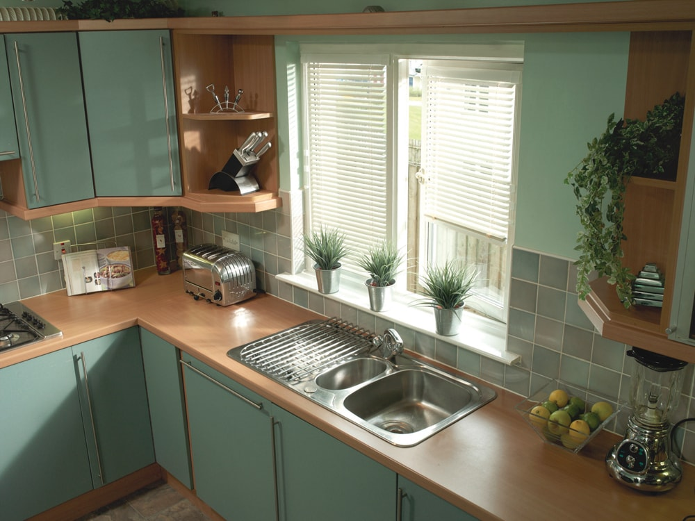 Venetian blinds for the kitchen by Eclipse