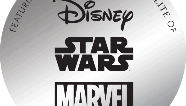 Disney, Star Wars™ and Marvel logos