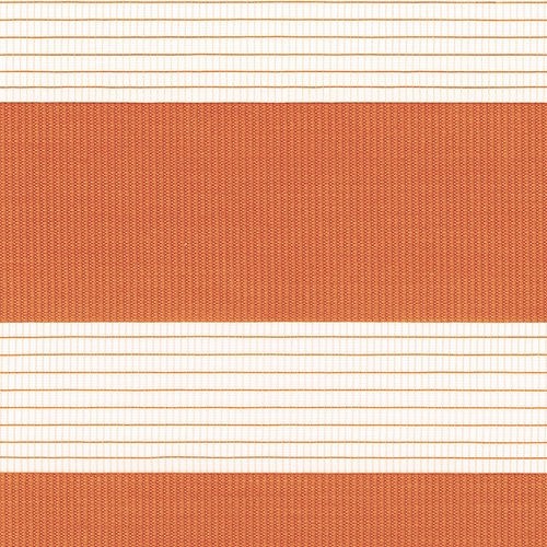 Vision Fabric in capri sunset orange